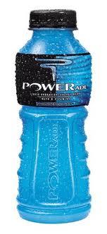 Blue-powerade