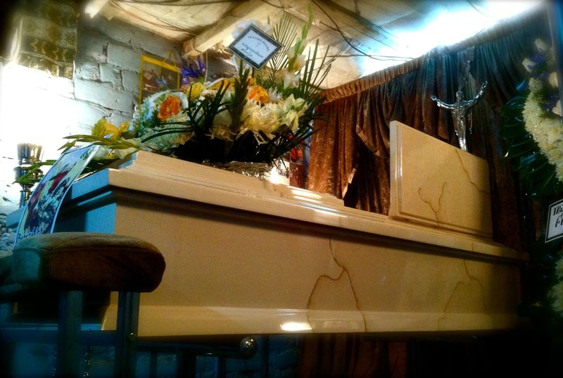 Omar-casket
