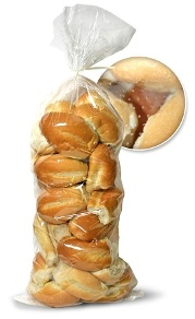 Bread in bag