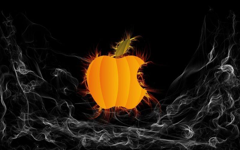 Halloween mac